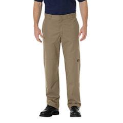 Dickies® Regular-Fit Straight-Leg Double Knee Twill Work Pants