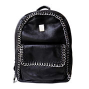Olivia Miller Gia Chunky Zip-Trim Backpack
