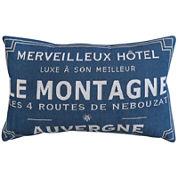 Park B. Smith® Le Montagne Auvergne Tapestry Decorative Pillow