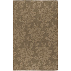 Surya® Mystique Wool Floral Rectangular Rug