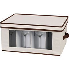 Household Essentials® Stemware/Goblet Storage Chest