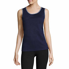 Made For Life Knit Tank Top-Tall
