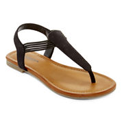 Arizona Elaine Girls Sandals - Little Kids