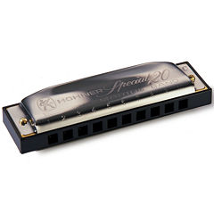 Hohner Special 20 Diatonic Harmonica in the Key of C Major