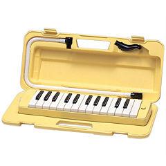 Yamaha Yellow Pianica 25-Note Keyboard Wind Instrument