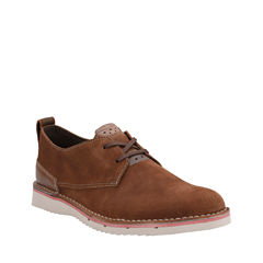 Clarks Of England Mens Oxford Shoes
