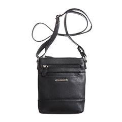 Stone And Co Ns Slip Pocket Pebble Leather Mini Crossbody Bag