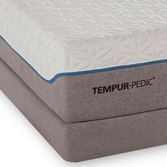 Tempur-Pedic Cloud Supreme Firm Tight-Top Memory Foam - Mattress + Box Spring