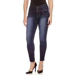 Bisou Bisou Triple Stack Skinny Denim