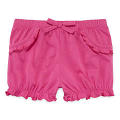 Okie Dokie Short Pull-On Shorts Baby Girls
