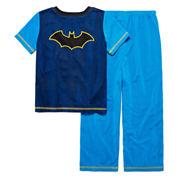 2-pc. DC Comics Long Sleeve-Big Kid Boys