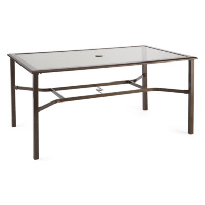 Exceptional Outdoor Oasis™ Newberry Rectangular Table