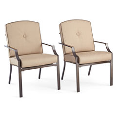 Outdoor Oasis™  Stratton Stationary Chairs  set pf 2