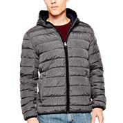 Levi's® Hooded Puffer Coat