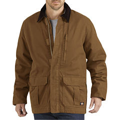 Dickies® Sanded Duck Insulated Coat - Big & Tall