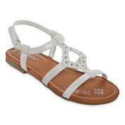 Arizona Holly Girls Strap Sandals