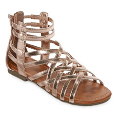 Arizona Bridget Girls Gladiator Sandals - Little Kids