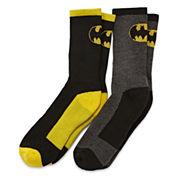 Licensed Properties Ats Batman Crew Socks