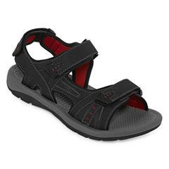 St. John's Bay Sumber Mens Strap Sandals