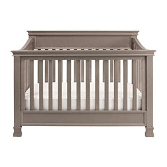 Million Dollar Baby Classic Foothill Convertible Crib - Weathered Gray