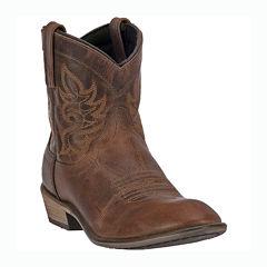 Dingo® Willie Womens Short Western Boots