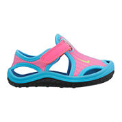Nike® Sunray Protect Girls Athletic Sandals - Toddler