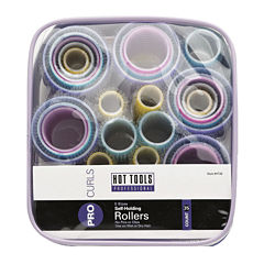 Hot Tools® 5 Sizes Self-Holding Rollers - 35 Count