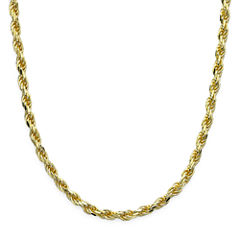 Made in Italy 18K Gold over Sterling Silver 20