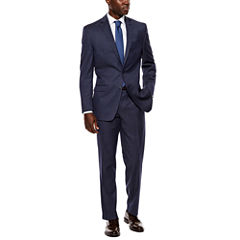Collection by Michael Strahan Navy Tic Suit Separates - Classic Fit