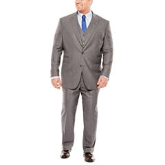 JF J. Ferrar® Sharkskin Suit Separates - Big & Tall