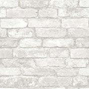 Brick Peel-and-Stick Wallpaper