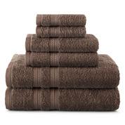 Home Expressions™ Solid Bath Towels