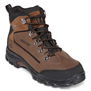 Wolverine® Spencer Mens Waterproof Hiking Boots