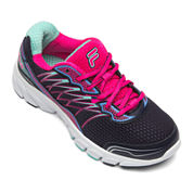 Fila® Countdown 2 Girls Running Shoes - Little Kids/Big Kids