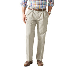 Dockers® Pleated Easy Khaki Pants - Big & Tall