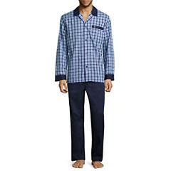 Jockey Yarn Dyed Woven Pant Pajama Set