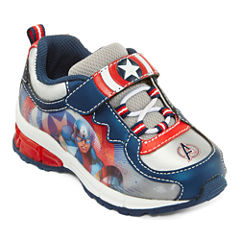 Marvel Avengers Boys Athletic Fashion Sneakers - Toddler