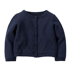 Carter's® Pointelle Cardigan - Baby Girls newborn-24m