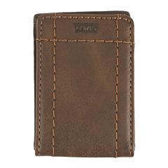 Levi's® Front Pocket Wallet with Magnet