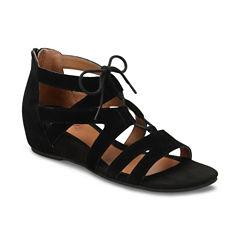 Eurosoft Rebel Womens Wedge Sandals