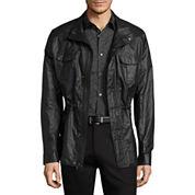 Claiborne Safari Jacket Shirt Jacket