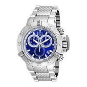 Invicta® Subaqua Mens Blue Dial Chronograph Sport Watch 18171