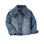 Carter's Toddler Girls Longsleeve Denim Jacket