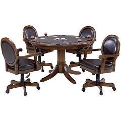 Jennings 5-pc. Game Table Set