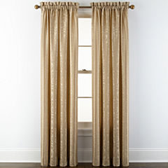 Brittany Rod-Pocket Curtain Panel