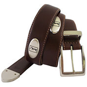 PGA TOUR® Top Grain Leather Belt