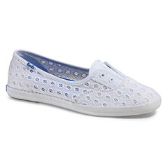 Keds Chillax Mini Eyelet Womens Slip-On Shoes