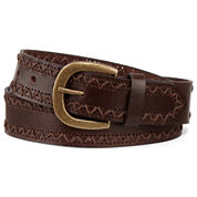 Mixit™ Stitch Edge Belt