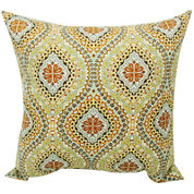 Magic Carpet Ogee Outdoor Pillow