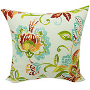 Jordanna Floral Outdoor Pillow